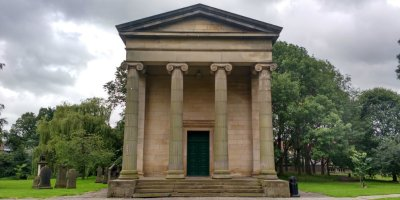 Leeds General Cemetery Chapel