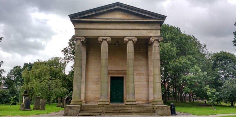 Leeds General Cemetery Chapel