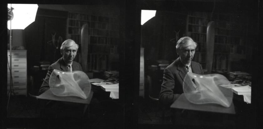 Photographic portraits of Herbert Read
