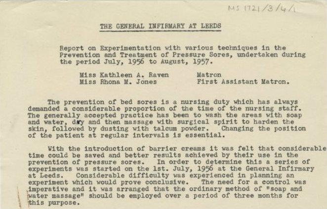 Kathleen Raven Report