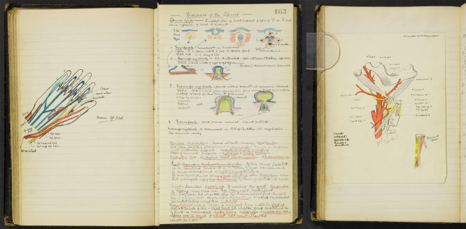 Leonard Braithwaite Notebook