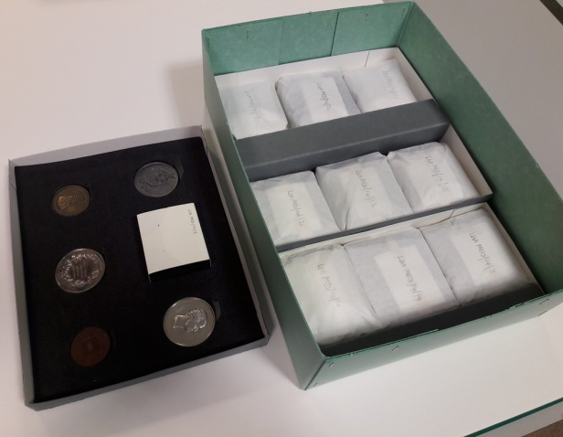 Objects after conservation