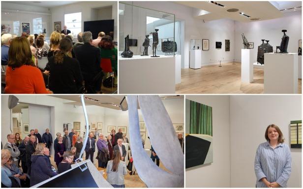 2017 Gallery exhibitions