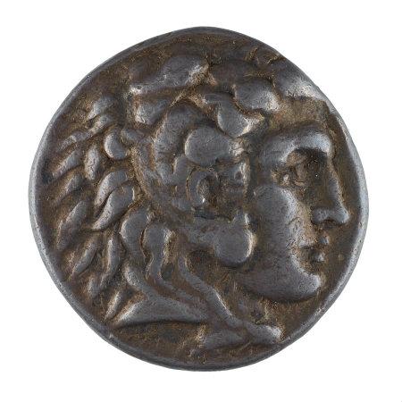 Tetradrachm coin