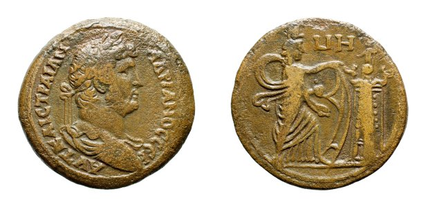 Coin of Hadrian