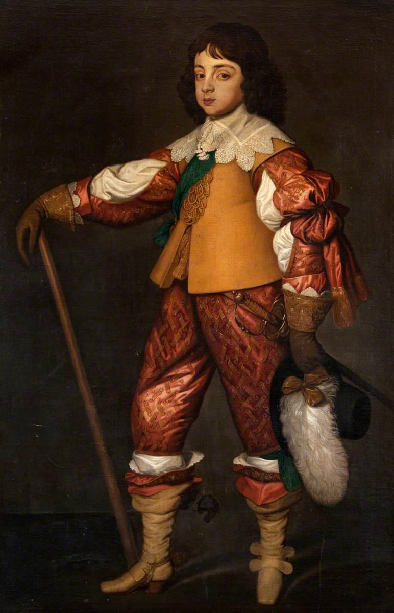 http://www.artuk.org/artworks/charles-ii-16301685-as-prince-of-wales-166809