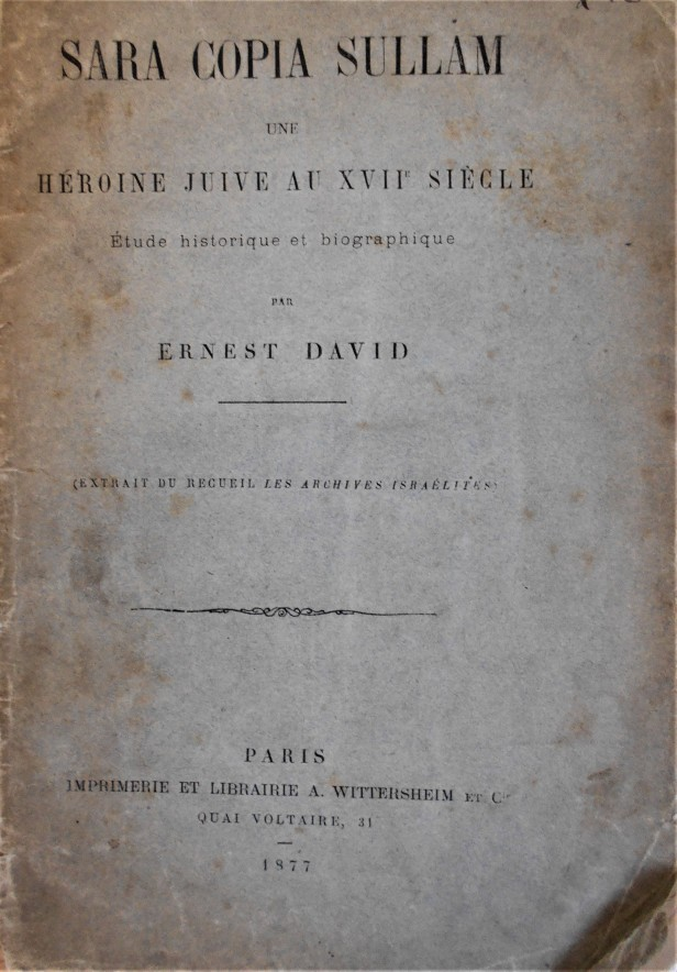 pamphlet title page